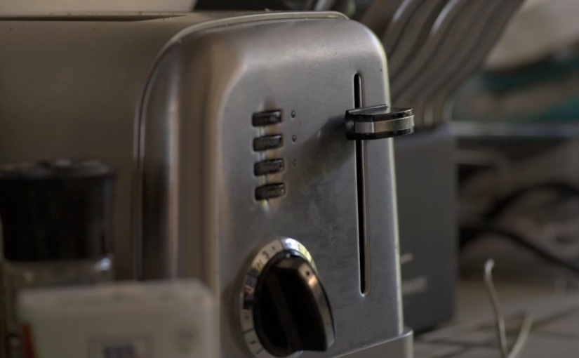 Free Stock Footage – Toaster – Royalty Free
